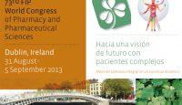 """Congreso de la FIP: """"Hacia una visión de futuro para los pacientes complejos"""""""