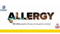 La alergia es un problema que afecta a más de 150 millones de personas en toda Europa