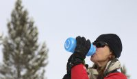 La deshidratación, un riesgo de la práctica deportiva invernal