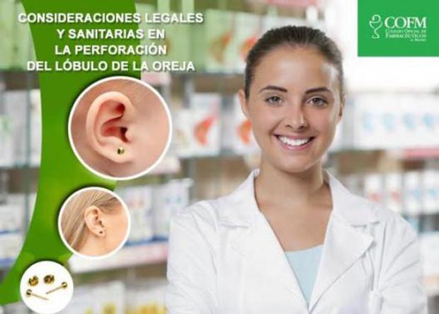 33f1eb5b3ba7 ¿Ponéis pendientes  Un servicio cada vez más demandado en las Farmacias
