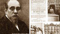 Farmacéuticos emprendedores: Eugenio Piñerúa Álvarez (1854 – 1937)