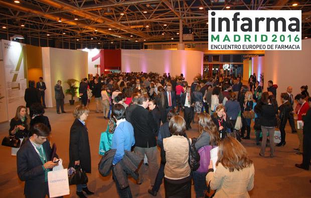 infarma, infarma2016, tuitkdd2016, Infarma Madrid, congreso Infarma, Registro Infarma,