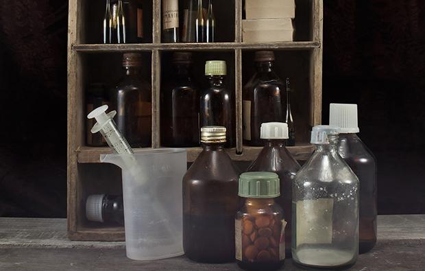 Medicamentos de Nobel estreptomicina