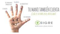 'Tu mano también cuenta' para reciclar los medicamentos