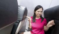 Cuidado con los viajes largos: síndrome de la clase turista