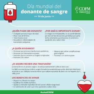 donacion sangre