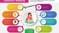 Beneficios y ventajas de la lactancia materna