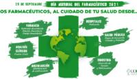 Los farmacéuticos, al cuidado de tu salud: Día Mundial del Farmacéutico