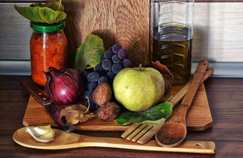 frutas y verduras de septiembre